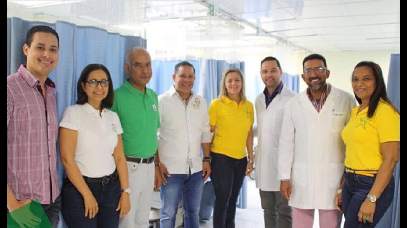 El Dr. Rafael Ulerio Dirige Jornada De Cirugía Reconstructiva Pediátrica